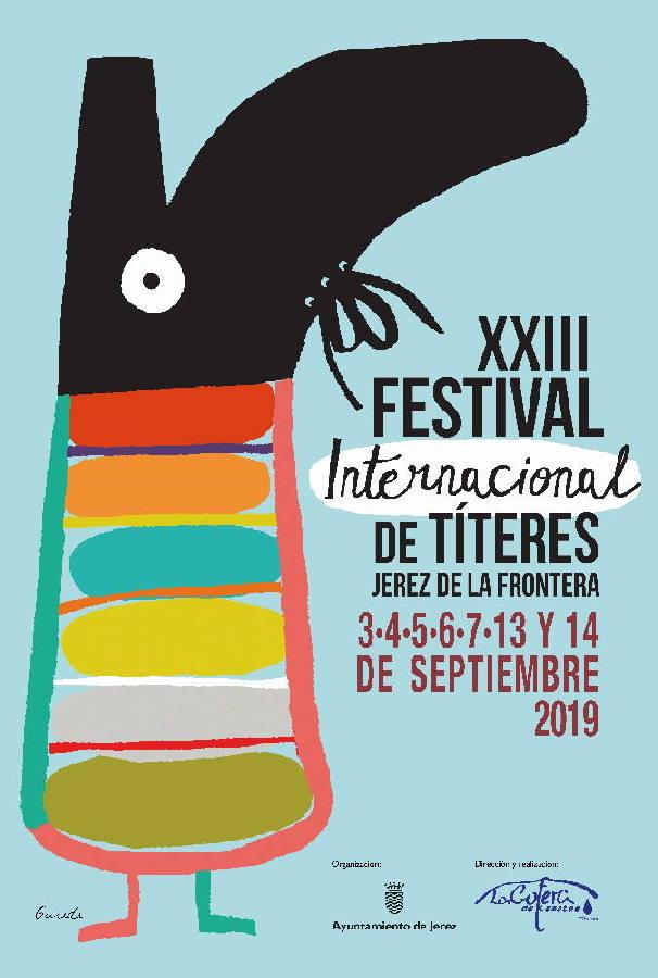 Festival Inter.de Títeres de Jerez de la Frontera