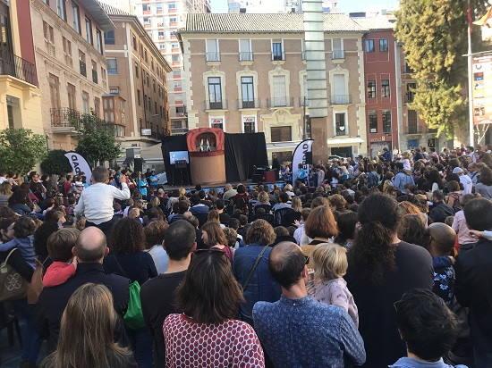 Festival Internacional de Teatro de Títeres – Titeremurcia