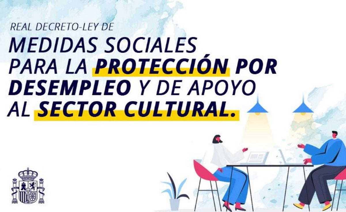 Nuevas medidas de protección para el sector cultural