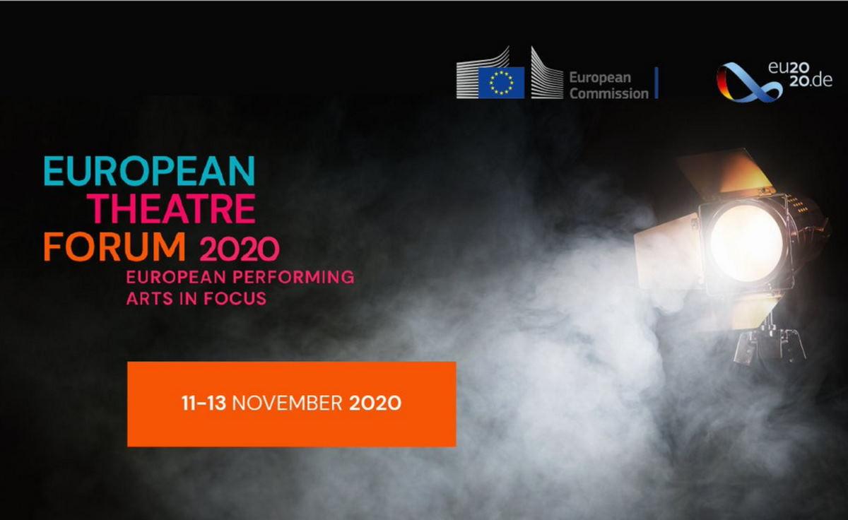 European Theatre Forum 2020: European Performing Arts in Focus