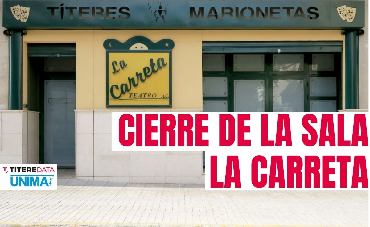 La sala La Carreta cierra sus puertas