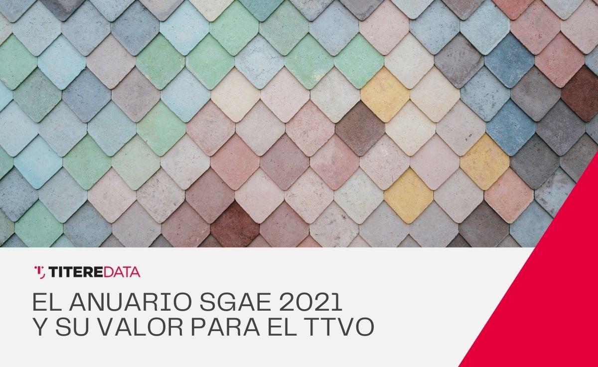 Presentación del Anuario SGAE 2021
